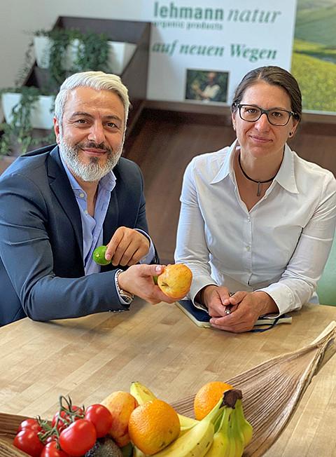 Lehmann natur mit neuem Geschäftsführungs-Trio