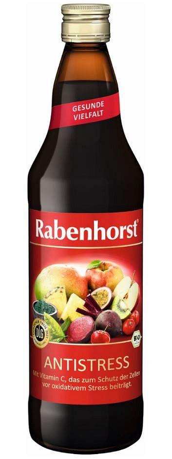 Rabenhorst mischt Säfte auf