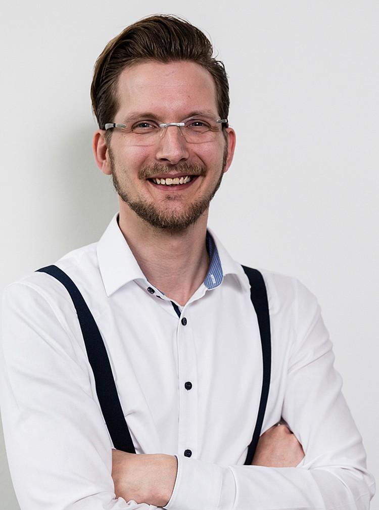 Kevin Bäumer Vertriebsleiter bei WDM Bio-Fertigprodukte