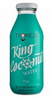 Tropicai Bio King Kokoswasser PURE