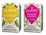 Neue Bio-Nahrungsergänzungsmittel von Pukka