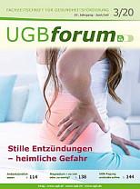 UGBforum: Stille Entzündungen – heimliche Gefahr