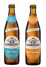 Schmucker braut zwei Biere in Bio-Qualität
