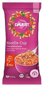 Noodle-Cups von Davert