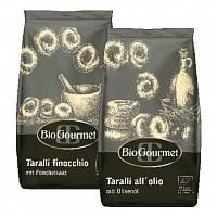 Taralli – Italienisches Knabbergebäck