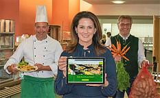 Online-Plattform für Gemeinschaftsverpflegung in Bayern gestartet