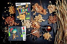 Bio-Cerealien von Flocken bis zu Crunchys
