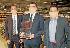 Auszeichnung: tegut… führt das beste Bio Obst- und Gemüsesortiment