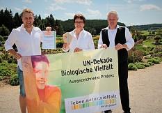 Alb-Gold für Biodiversitäts-Engagement gewürdigt