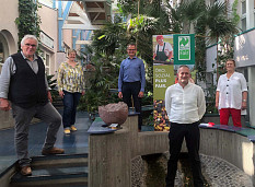 Hubert Heigl als Präsident von Naturland bestätigt