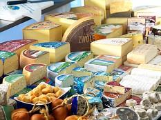 Kulinarische Highlights auf der Käseplatte