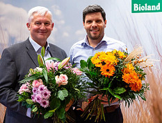 Bioland Bayern zukünftig mit Doppelspitze