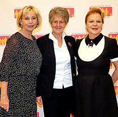 Mestemacher Preis 'Gemeinsam leben' verliehen