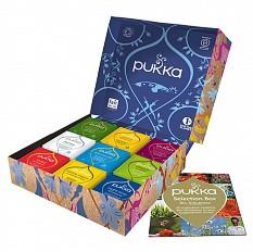 Neue Pukka Herbs Selection Box für vielfältigen Bio-Tee Genuss