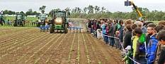 Ökolandbau Special auf den DLG-Feldtagen