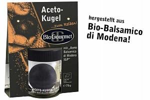 Aceto-Kugel zum Reiben…