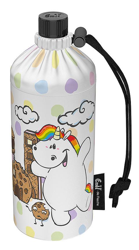 Emil - die Flasche jetzt auch im Pummeleinhorn®-Design